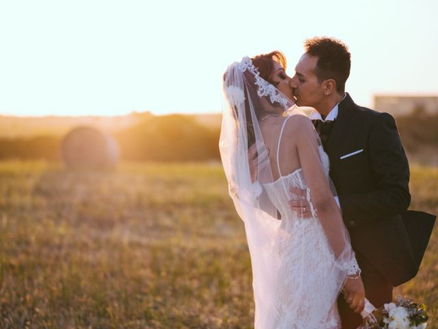 Il matrimonio di Christian e Sebastiana a Ragusa, Ragusa 1