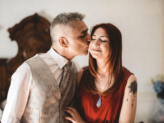 Il matrimonio di Nicola e Francesca a Porto Mantovano, Mantova 7