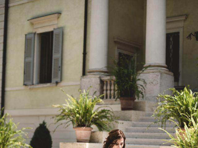 Il matrimonio di Nicola e Francesca a Porto Mantovano, Mantova 11