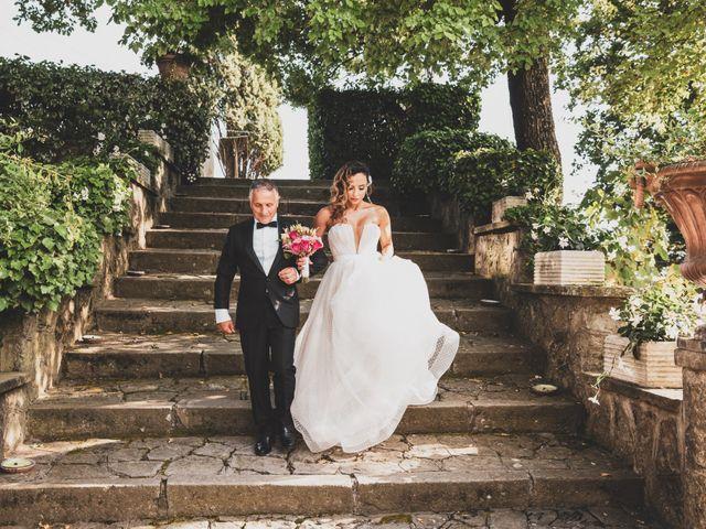 Il matrimonio di Gianluca e Daniela a Roma, Roma 1