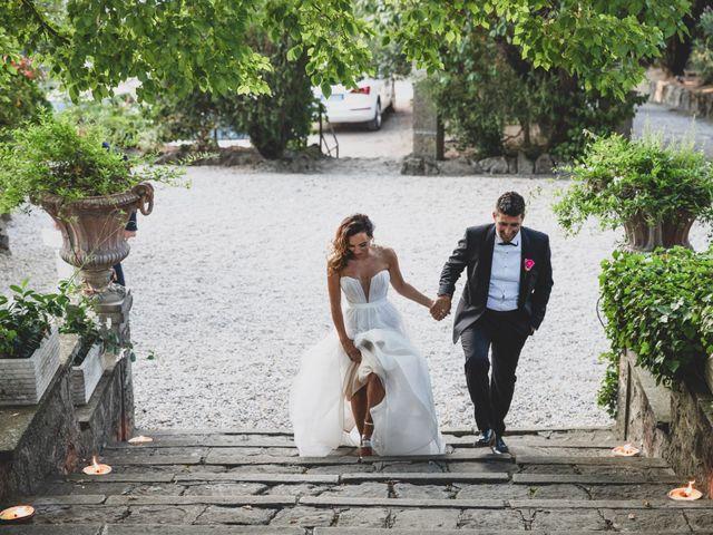 Il matrimonio di Gianluca e Daniela a Roma, Roma 18