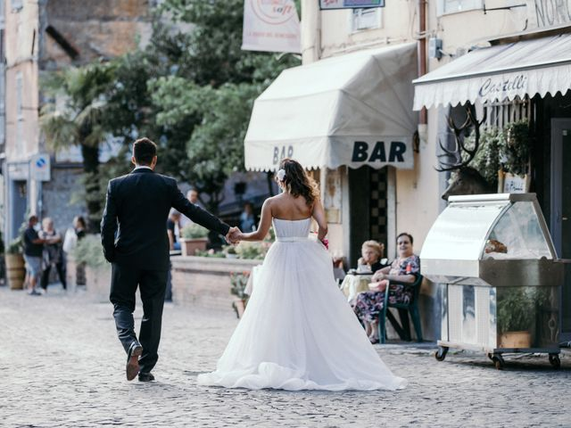 Il matrimonio di Gianluca e Daniela a Roma, Roma 50
