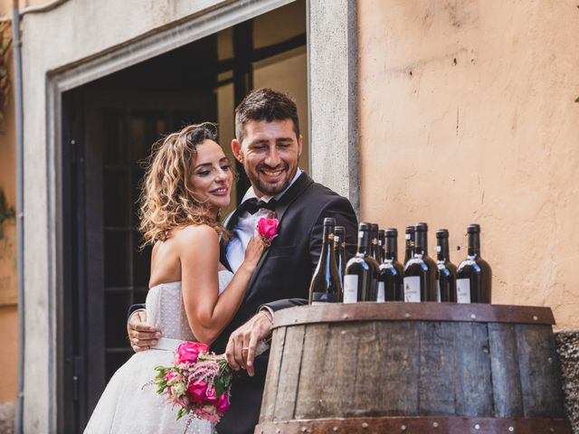 Il matrimonio di Gianluca e Daniela a Roma, Roma 53