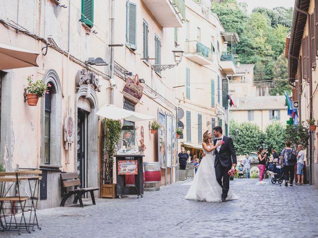 Il matrimonio di Gianluca e Daniela a Roma, Roma 54