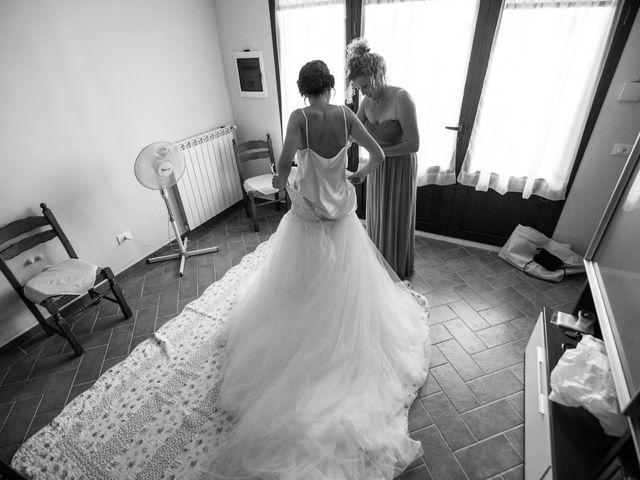 Il matrimonio di Diego e Ilaria a Cascina, Pisa 24