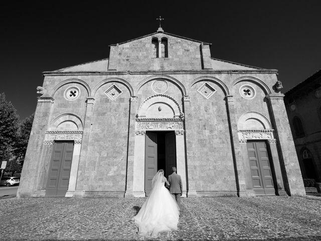 Il matrimonio di Diego e Ilaria a Cascina, Pisa 33