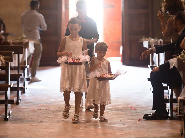 Il matrimonio di Diego e Ilaria a Cascina, Pisa 35