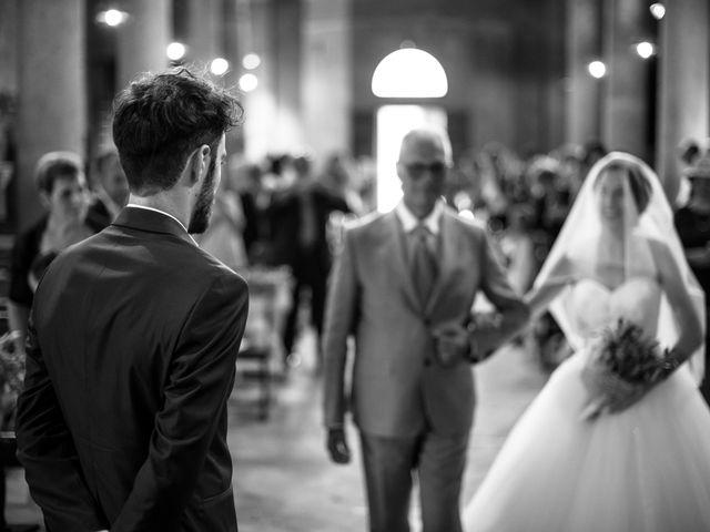 Il matrimonio di Diego e Ilaria a Cascina, Pisa 37