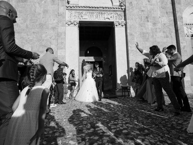 Il matrimonio di Diego e Ilaria a Cascina, Pisa 52