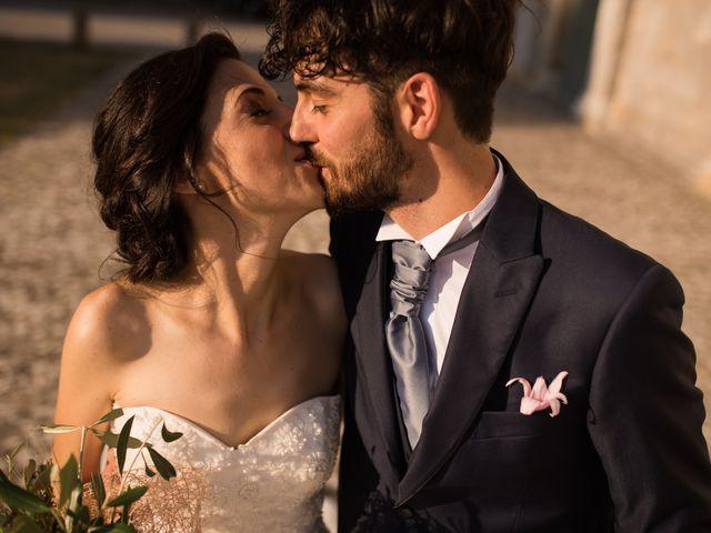 Il matrimonio di Diego e Ilaria a Cascina, Pisa 53