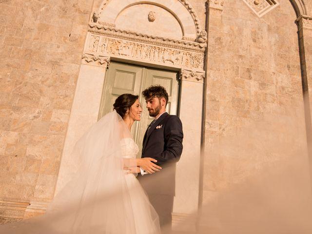 Il matrimonio di Diego e Ilaria a Cascina, Pisa 54