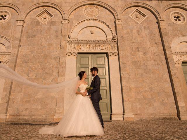 Il matrimonio di Diego e Ilaria a Cascina, Pisa 56