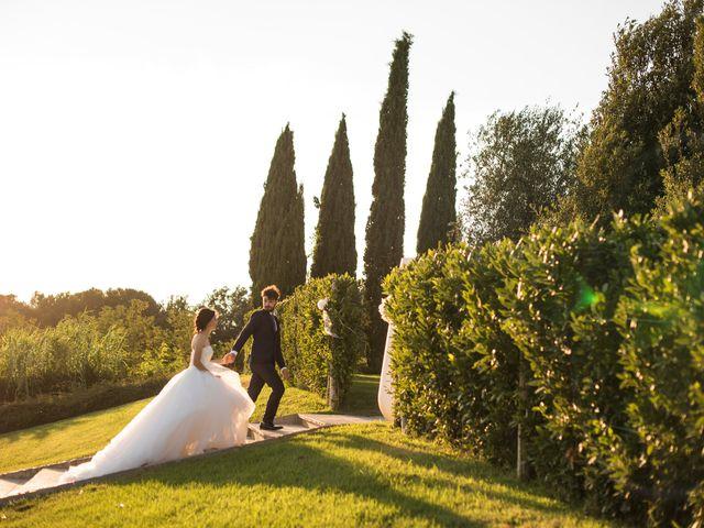 Il matrimonio di Diego e Ilaria a Cascina, Pisa 57