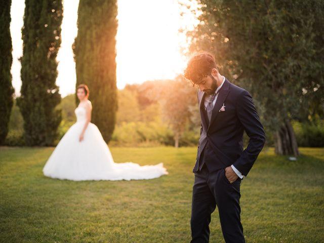 Il matrimonio di Diego e Ilaria a Cascina, Pisa 72