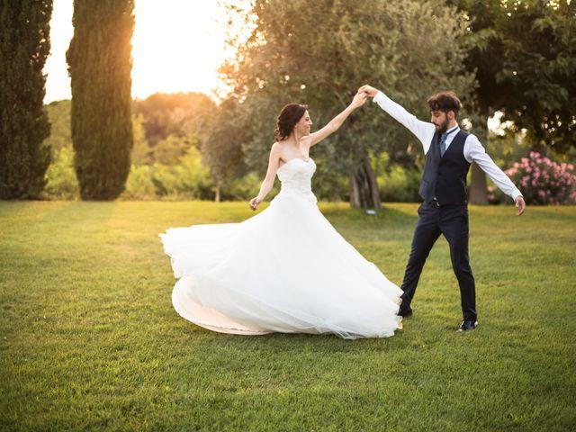 Il matrimonio di Diego e Ilaria a Cascina, Pisa 76