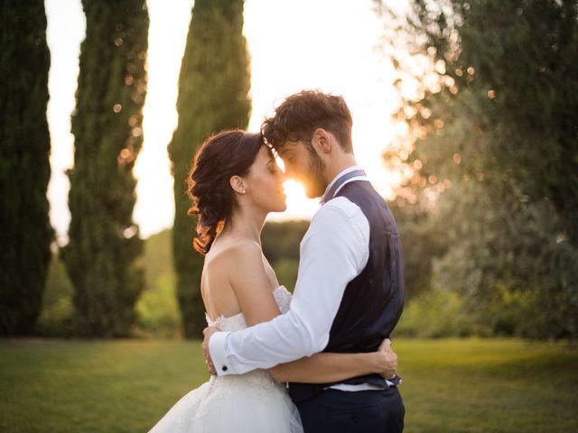 Il matrimonio di Diego e Ilaria a Cascina, Pisa 78