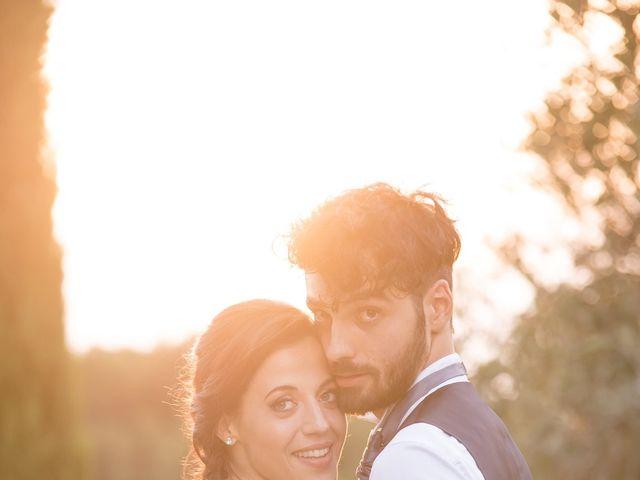 Il matrimonio di Diego e Ilaria a Cascina, Pisa 79