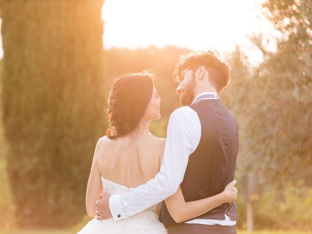 Il matrimonio di Diego e Ilaria a Cascina, Pisa 80