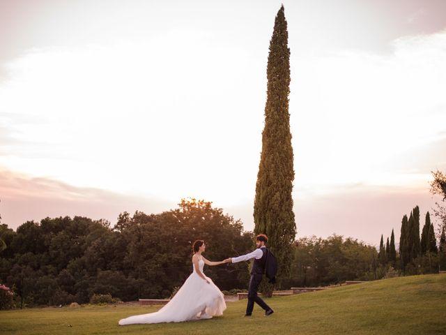 Il matrimonio di Diego e Ilaria a Cascina, Pisa 81