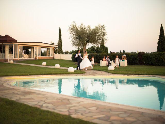 Il matrimonio di Diego e Ilaria a Cascina, Pisa 83