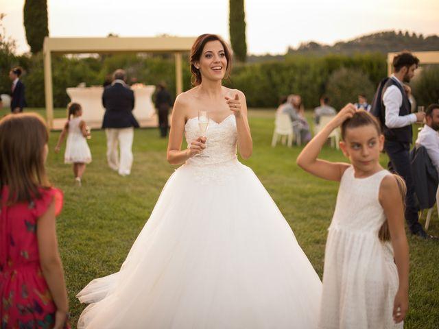 Il matrimonio di Diego e Ilaria a Cascina, Pisa 85