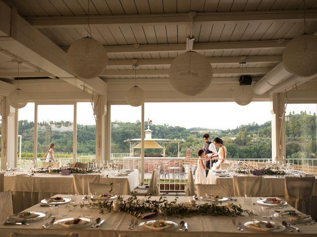 Il matrimonio di Diego e Ilaria a Cascina, Pisa 86
