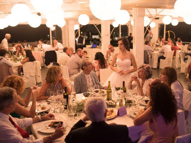 Il matrimonio di Diego e Ilaria a Cascina, Pisa 89