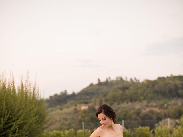 Il matrimonio di Diego e Ilaria a Cascina, Pisa 90