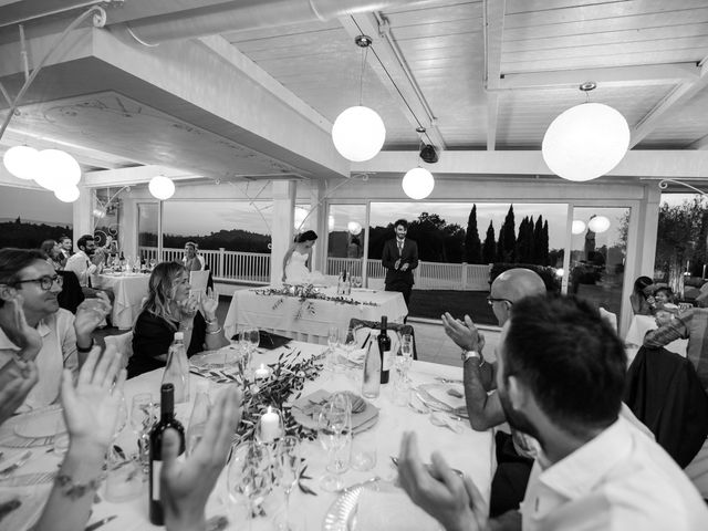 Il matrimonio di Diego e Ilaria a Cascina, Pisa 93