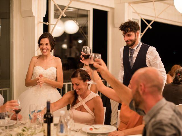 Il matrimonio di Diego e Ilaria a Cascina, Pisa 94
