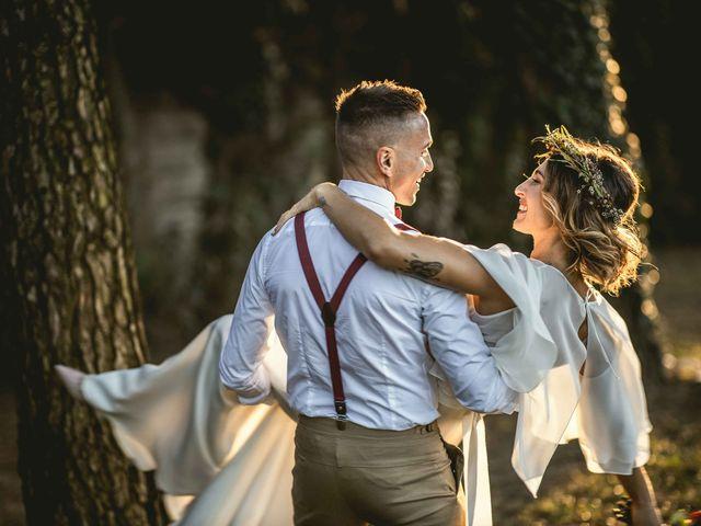 Il matrimonio di Angelo e Giulia a Inveruno, Milano 46