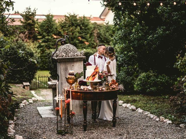 Il matrimonio di Angelo e Giulia a Inveruno, Milano 62