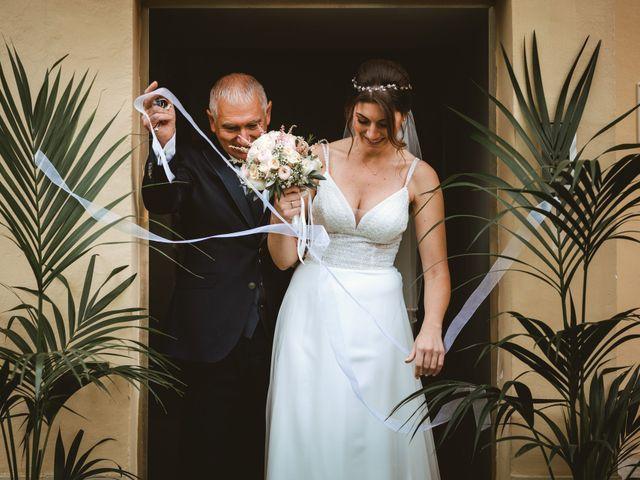Il matrimonio di Dario e Marianna a Sperlonga, Latina 8