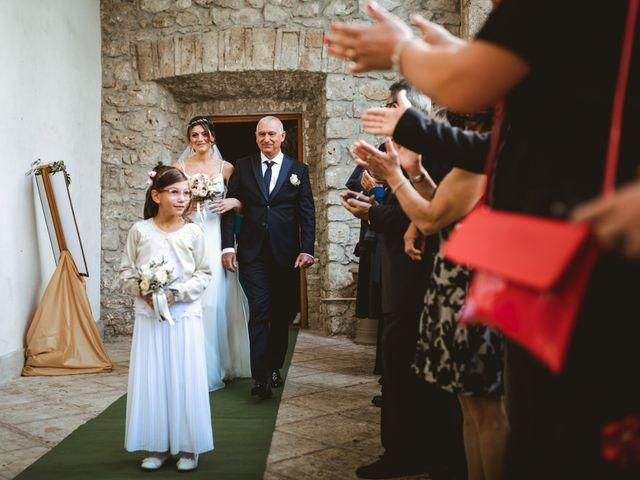 Il matrimonio di Dario e Marianna a Sperlonga, Latina 19