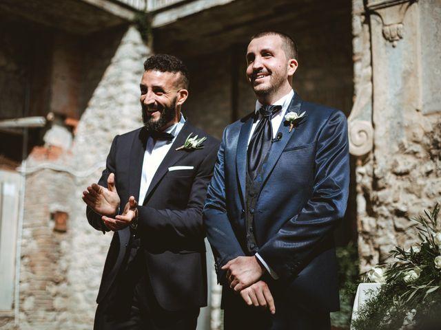 Il matrimonio di Dario e Marianna a Sperlonga, Latina 20