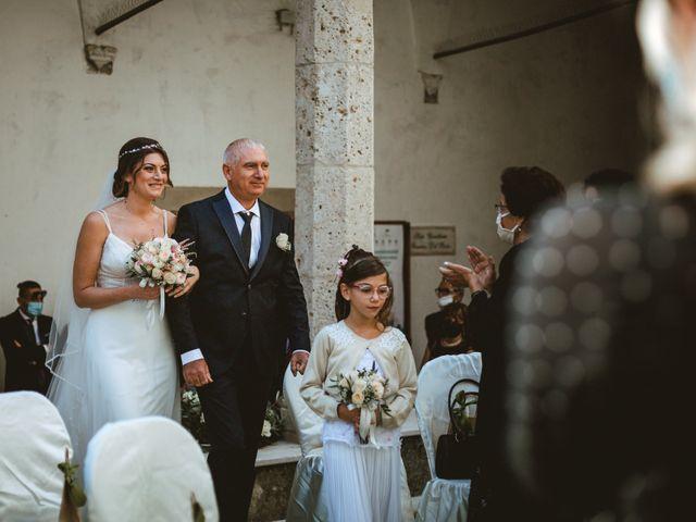 Il matrimonio di Dario e Marianna a Sperlonga, Latina 21