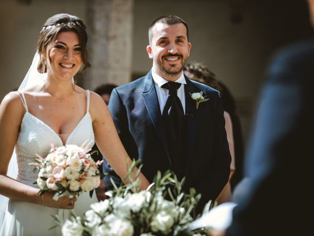 Il matrimonio di Dario e Marianna a Sperlonga, Latina 22