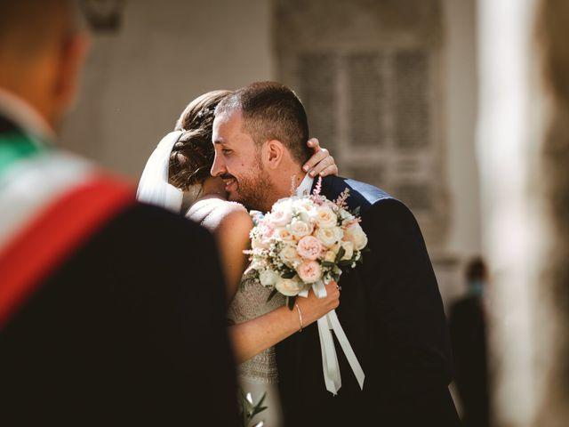 Il matrimonio di Dario e Marianna a Sperlonga, Latina 23
