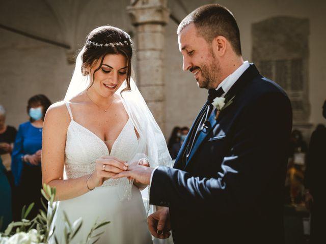 Il matrimonio di Dario e Marianna a Sperlonga, Latina 25
