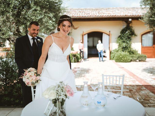 Il matrimonio di Dario e Marianna a Sperlonga, Latina 36