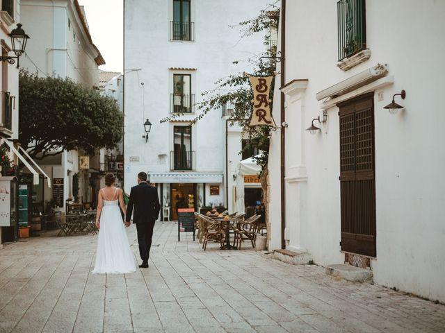Il matrimonio di Dario e Marianna a Sperlonga, Latina 41