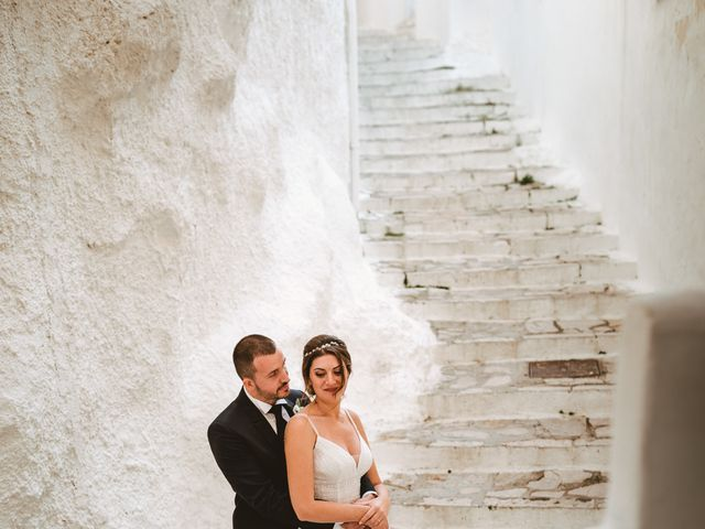 Il matrimonio di Dario e Marianna a Sperlonga, Latina 45