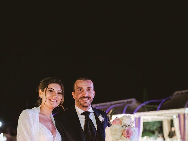 Il matrimonio di Dario e Marianna a Sperlonga, Latina 55