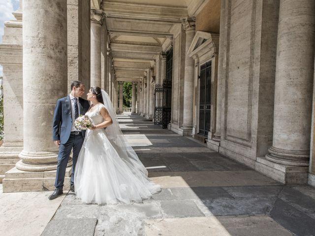 Le nozze di Francesco e Rosella