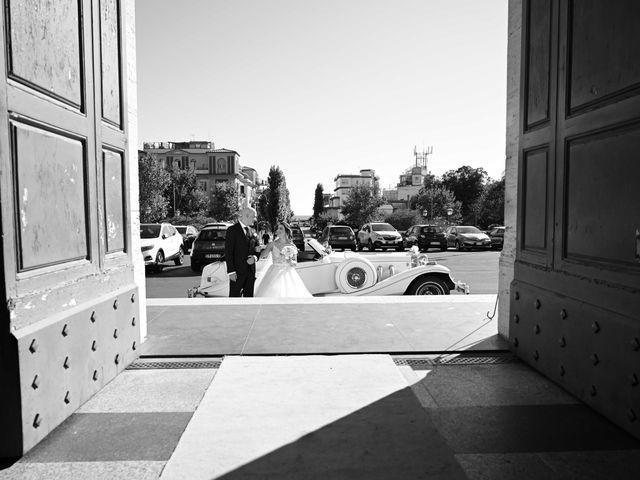 Il matrimonio di Francesca e Luigi a Roma, Roma 18