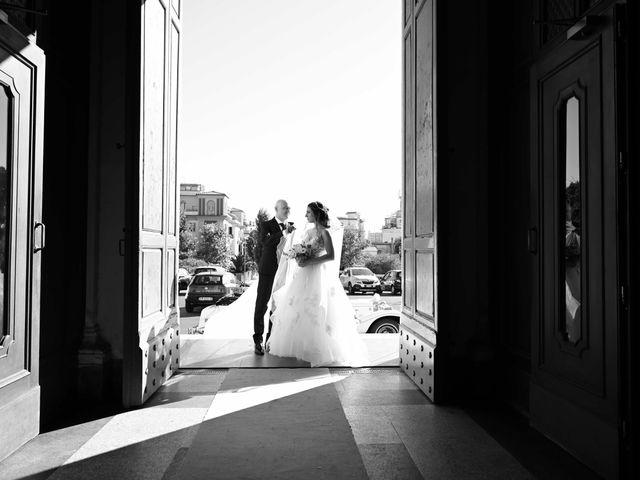 Il matrimonio di Francesca e Luigi a Roma, Roma 19