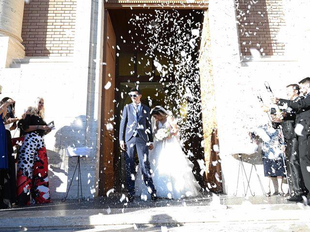Il matrimonio di Francesca e Luigi a Roma, Roma 23