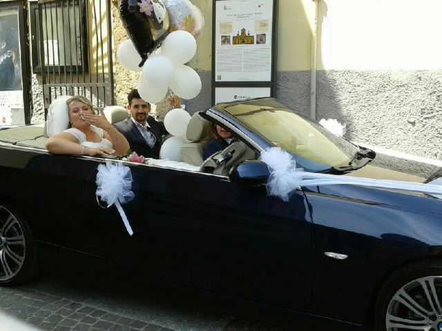 Il matrimonio di Michele e Lucia a Verona, Verona 1