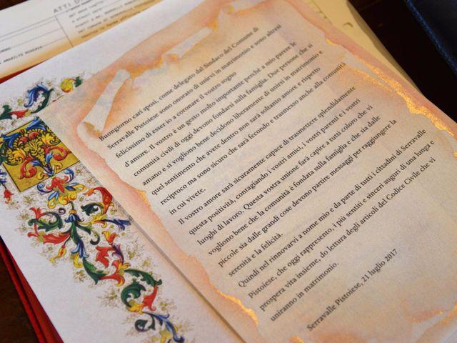 Il matrimonio di Simone e Amarylis a Serravalle Pistoiese, Pistoia 5