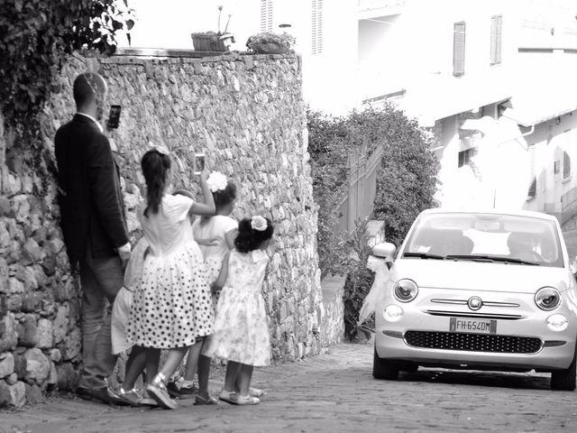 Il matrimonio di Simone e Amarylis a Serravalle Pistoiese, Pistoia 13